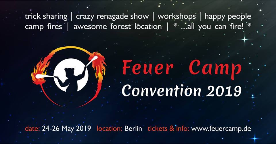 Berlin Fire Convention 2019